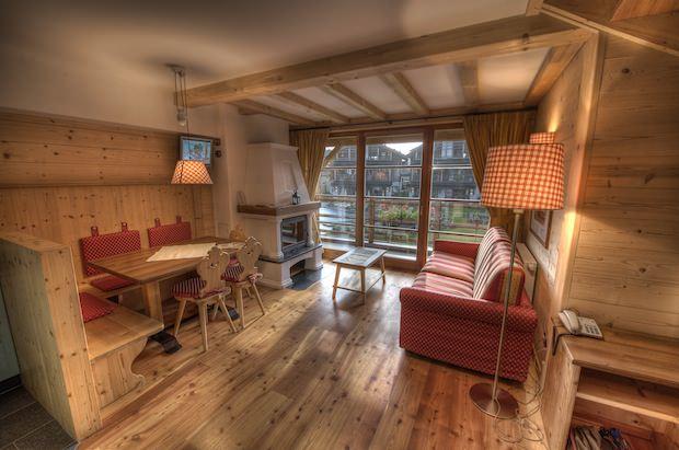 Chalet interni romantici ispirazione design casa for Case in stile chalet