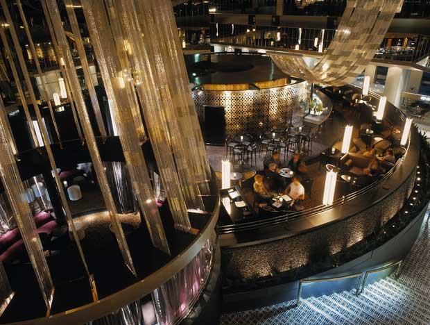 Crown Towers Perth Atrium Restaurant