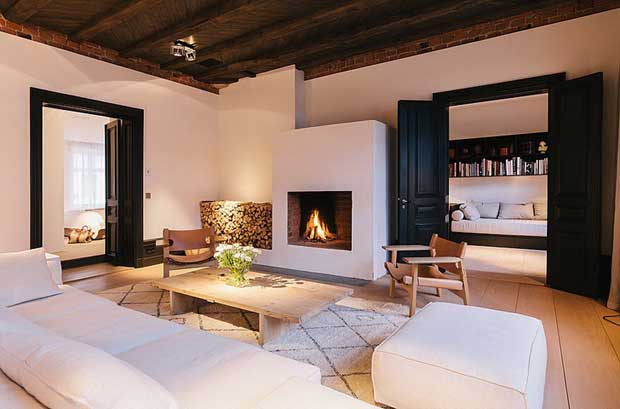 Idee per arredare la casa naturale viviconstile - Arredare casa idee ...
