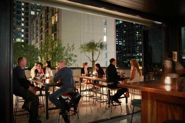 Dove Restaurant Melbourne