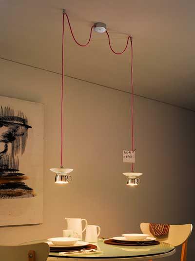 Lampade di design cappuccino di vesoi viviconstile for Lampade di design