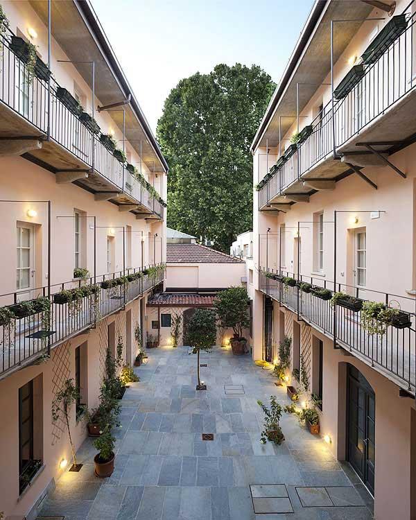 Maison borella boutique hotel a milano viviconstile for Boutique hotel milano